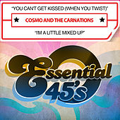You Can't Get Kissed (When You Twist) / I'm a Little Mixed Up [Digital 45] by Carnations