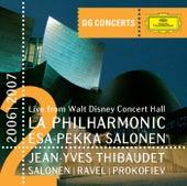 DG Concert - Salonen: Helix / Ravel: Piano Concerto for the Left Hand / Prokofiev: Romeo and Juliet Suite de Los Angeles Philharmonic