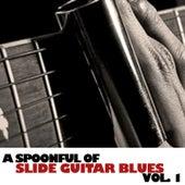 A Spoonful of Slide Guitar Blues, Vol. 1 de Various Artists