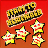 Stars to Remember by Various Artists