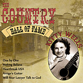 The Country Hall of Fame de Kitty Wells