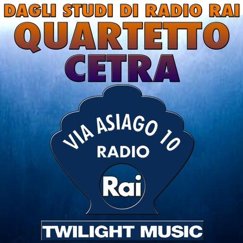 Dagli studi di Radio Rai: Quartetto Cetra (Via Asiago 10, Radio Rai) by Quartetto Cetra