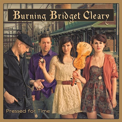 Pressed for Time by Burning Bridget Cleary