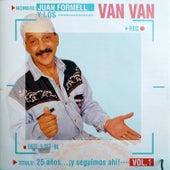 25 años… !y seguimos ahí¡ Vol. 1 by Juan Formell