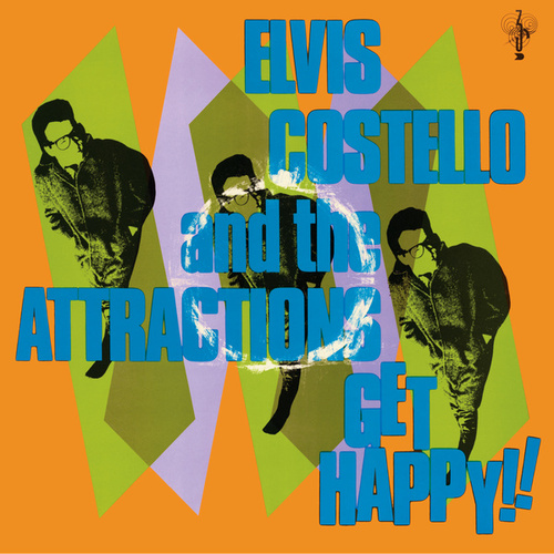 Get Happy by Elvis Costello
