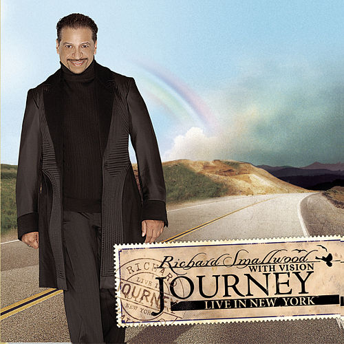 Journey: Live In New York by Richard Smallwood