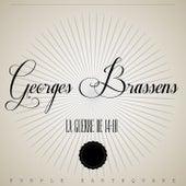La guerre de 14-18 de Georges Brassens