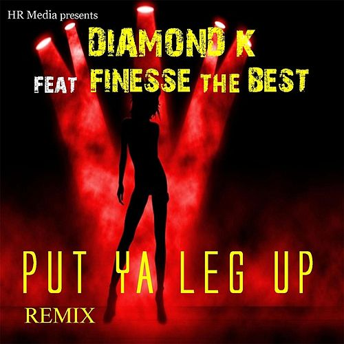 Put Your Leg Up (Remix) [feat. Finesse the Best] by Diamond K