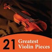 21 Greatest Violin Pieces di Various Artists