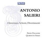 Salieri: Ouvertures, Scherzi & Divertimenti by Various Artists
