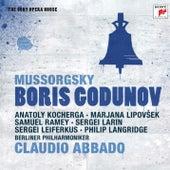Mussorgsky: Boris Godunov - The Sony Opera House di Claudio Abbado