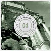 Balade à Saint-Germain, vol 4. Bld Saint-Michel: Swing & Existentialisme von Various Artists