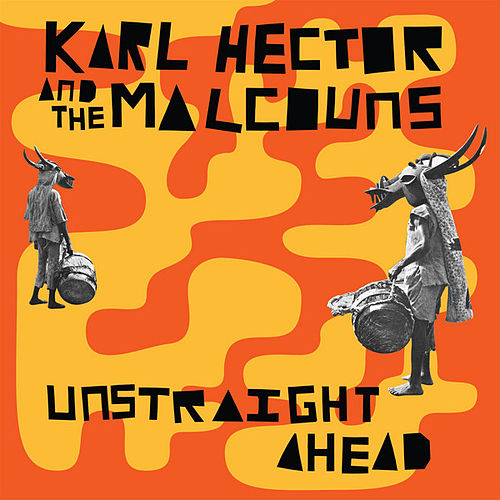 Unstraight Ahead by Karl Hector