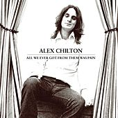 All We Ever Got From Them Was Pain de Alex Chilton