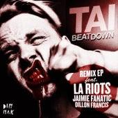 Beat Down Remix EP by Tai
