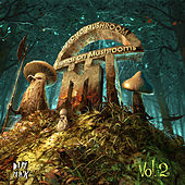 Friends on Mushrooms, Vol. 2 von Infected Mushroom