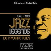 Jazz Legends 1940 - 1949 von Various Artists