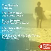Five Original Surf Albums, Vol. 3 de Various Artists