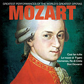 Mozart: Greatest Operas by Various Artists