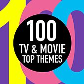 100 Tv & Movie Top Themes Selection von Various Artists