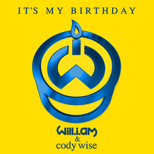 It's My Birthday by Will.i.am