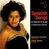 Spanish Songs by Patricia Rozario