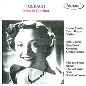 J.S. Bach: Mass in B Minor (Recordings 1946-1951) de Various Artists