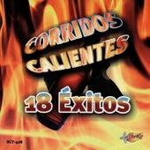 18 Exitos de Corridos Calientes