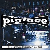 House Of Blues Chicago, IL, X-Mas 1998 by Pigface