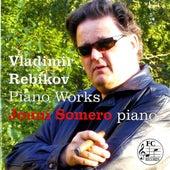 Rebikov: Piano Works by Jouni Somero