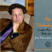 Tchaikovsky: Complete Piano Works, Vol. 3 by Jouni Somero