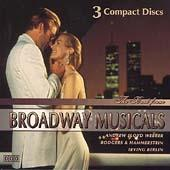The Best From Broadway Musicals de Various Artists