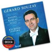 Arias By Handel, Rameau & Lully by Gérard Souzay