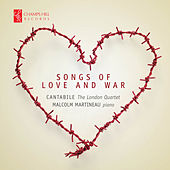 Songs of Love and War de Various Artists