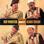 Complete Quintet Studio Sessions (Bonus Track Version) by Harry