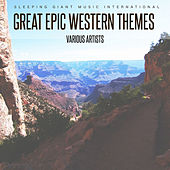 Great Epic Western Themes von Various Artists