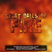 Great Balls of Fire (The 50ies Party Collection) by Various Artists