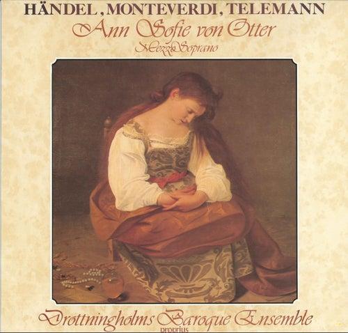 Handel, Monteverdi & Telemann: Arias by Anne-sofie Von Otter