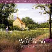 Church In The Wildwood by Mark Burchfield