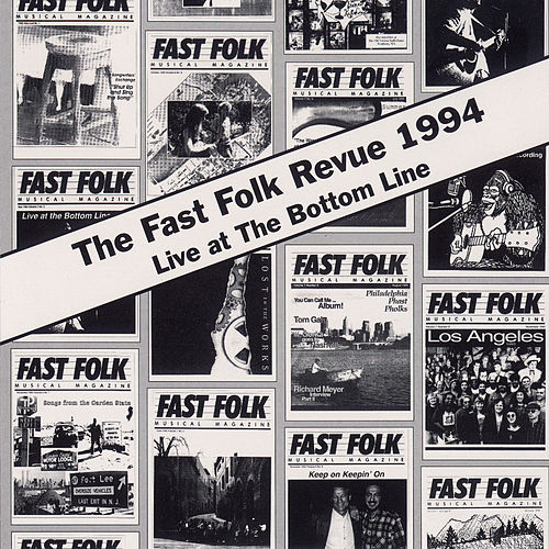 Fast Folk Musical Magazine (Vol. 8, No. 2) Live at the Bottom Line 1994 by Various Artists