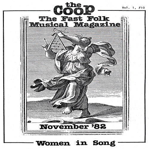 CooP - Fast Folk Musical Magazine (Vol. 1, No. 10) Women in Song by Various Artists
