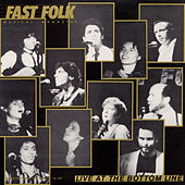 Fast Folk Musical Magazine (Vol. 3, No. 7) Live at the Bottom Line by Various Artists