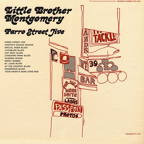 Farro Street Jive by Little Brother Montgomery