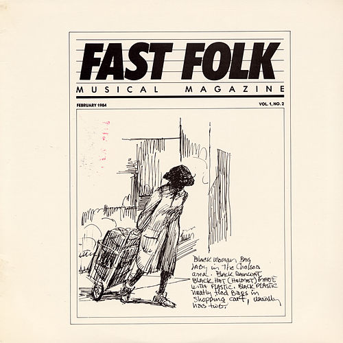 Fast Folk Musical Magazine (Vol. 1, No. 2) by Various Artists