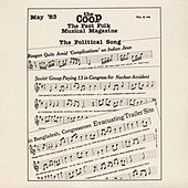 CooP - Fast Folk Musical Magazine (Vol. 2, No. 4) Political Song by Various Artists
