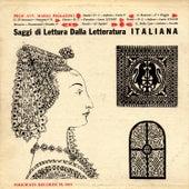 Elenco dei Saggi di Lettura del Prof. Avv. Mario Palladini by Unspecified