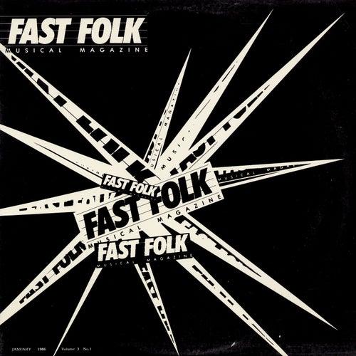 Fast Folk Musical Magazine (Vol. 3, No. 1) von Various Artists