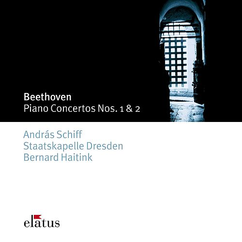 Beethoven : Piano Concertos Nos 1 & 2 by András Schiff