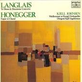 Langlais & Honegger: Organ Works by Kjell Johnsen
