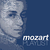 Mozart Playlist von Various Artists